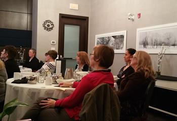 Meeting attendees Feb 2015