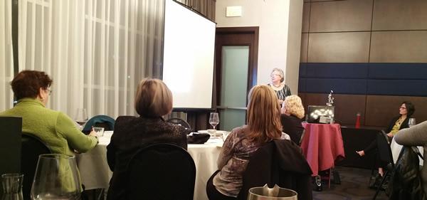 Sheryl Stanton guest speaker