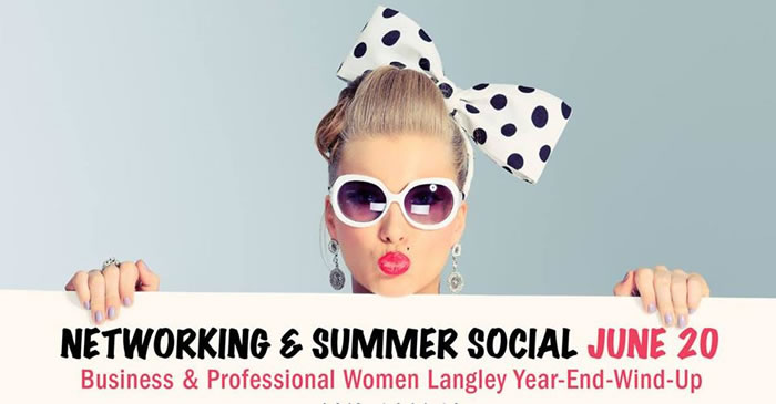 BPW Langley Summer Networking June 2017